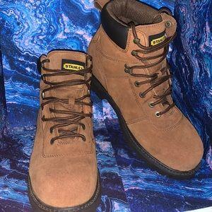 stanley steel toe boots